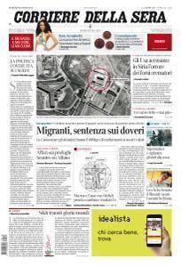 Corriere della Sera - 16 Maggio 2017