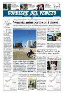 Corriere del Veneto Venezia e Mestre - 24 Marzo 2019