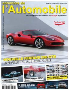 Annonces Automobile N°337 - Août 2021