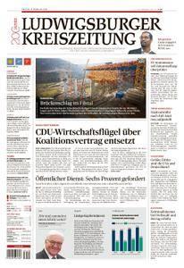 Ludwigsburger Kreiszeitung - 09. Februar 2018