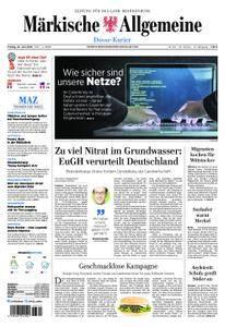 Märkische Allgemeine Dosse Kurier - 22. Juni 2018