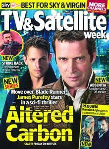 TV & Satellite Week - 27 January 2018
