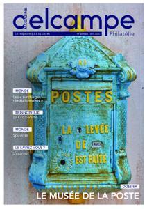 Delcampe Magazine Philatélie - février/mars 2020