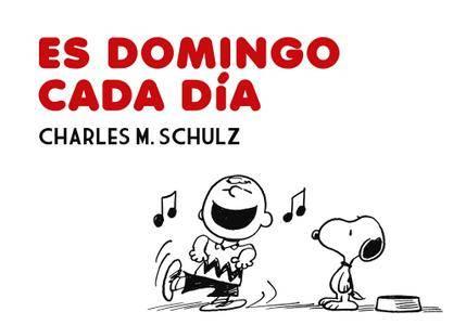 Es domingo cada día, de Charles M. Schulz
