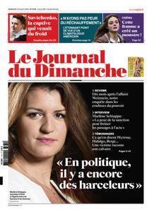 Le Journal du Dimanche - 05 août 2018