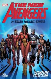 New Avengers by Brian Michael Bendis-The Complete Collection v01 2017 Digital Zone