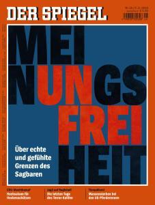 Der Spiegel - 2 November 2019