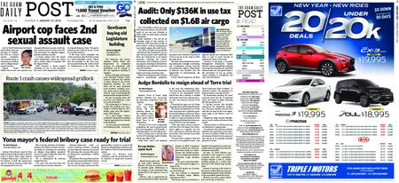 The Guam Daily Post – January 23, 2020