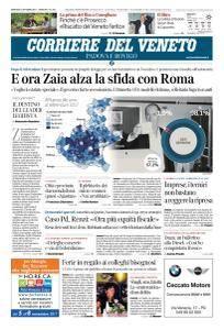 Corriere del Veneto Padova e Rovigo - 24 Ottobre 2017