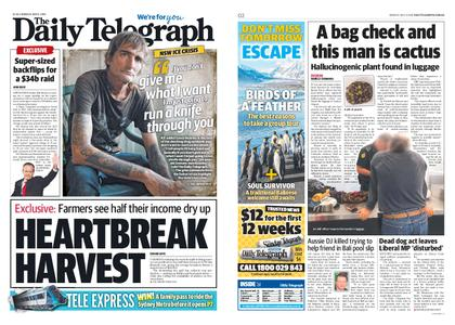 The Daily Telegraph (Sydney) – May 06, 2019