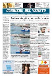 Corriere del Veneto Venezia e Mestre – 18 luglio 2019