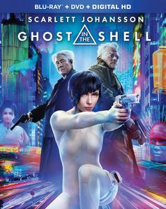 Ghost in the Shell (2017) + Extras