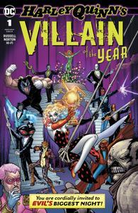 Harley Quinn-Villain Of The Year 01 2020