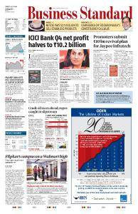 Business Standard - May 8, 2018