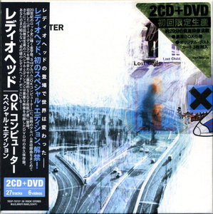 Radiohead - OK Computer (1997) 2CD+DVD, Japanese Special Edition 2009 [Re-Up]