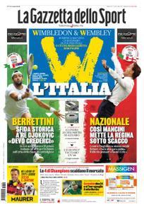 La Gazzetta dello Sport Nazionale - 10 Luglio 2021