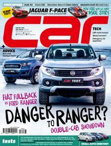 Car South Africa - August 2016