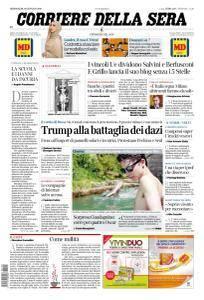 Corriere della Sera - 24 Gennaio 2018