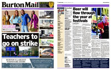 Burton Mail – February 09, 2019