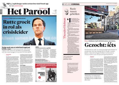 Het Parool – 01 april 2020