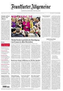 Frankfurter Allgemeine Zeitung F.A.Z. - 13. November 2018