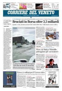 Corriere del Veneto Vicenza e Bassano - 30 Maggio 2018