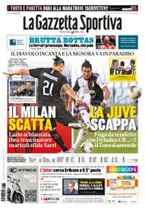 La Gazzetta dello Sport Roma – 05 luglio 2020