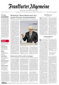Frankfurter Allgemeine Zeitung - 15 Februar 2020