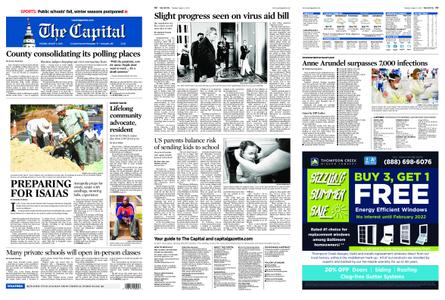 The Capital – August 04, 2020