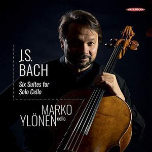 Marko Ylönen - J.S. Bach- Cello Suites Nos. 1-6 (2019)