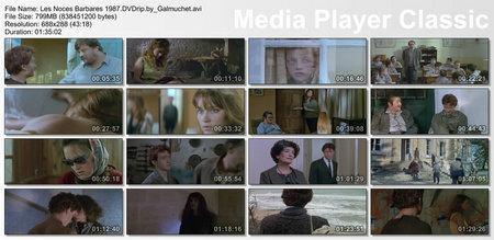 Les Noces Barbares (1987) Repost