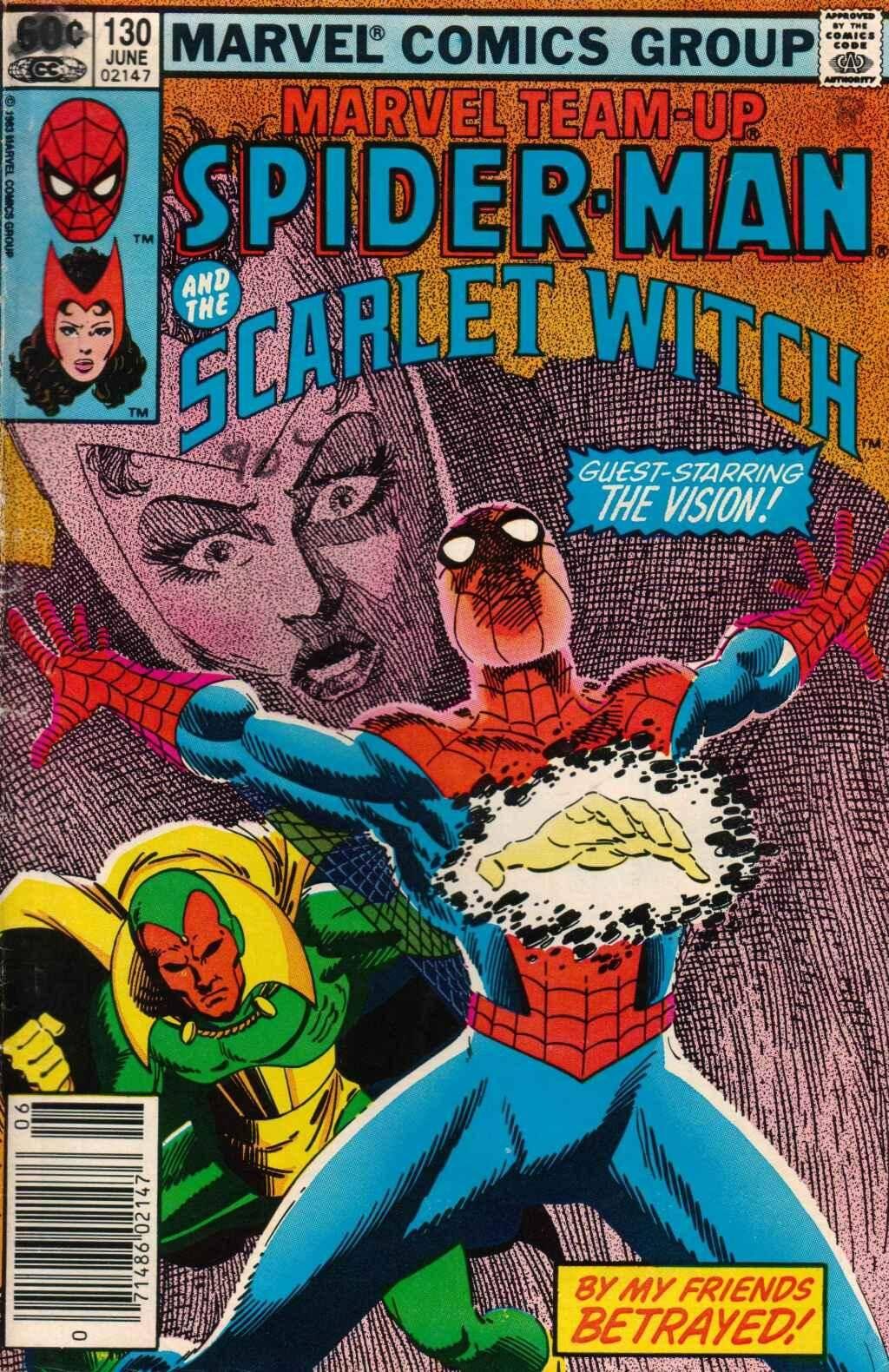 Marvel Team-Up v1 130 1983