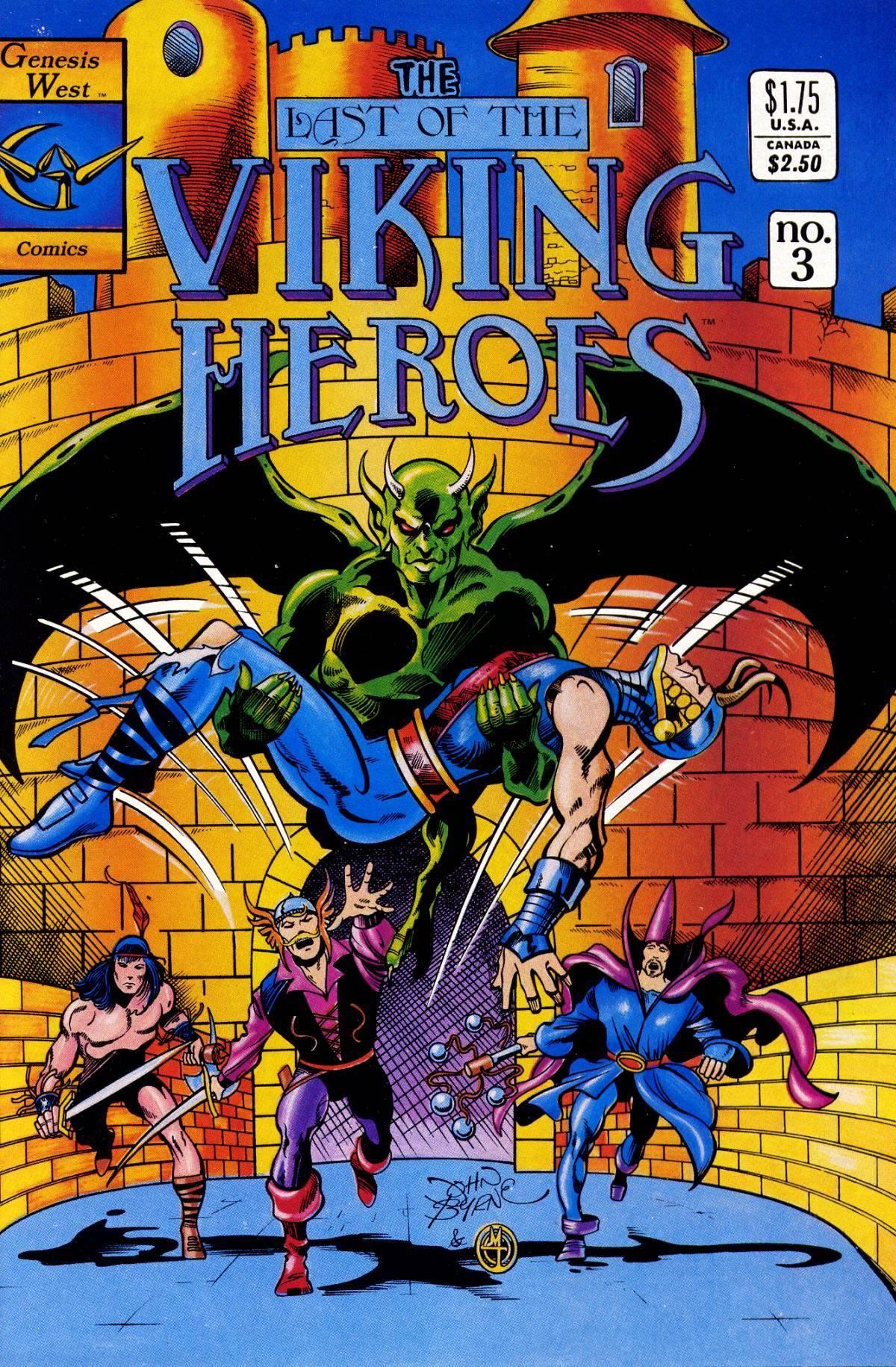 Last of the Viking Heroes 003 1987