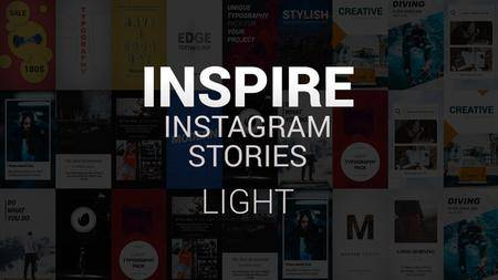 Inspire Instagram Stories Light - Project for After Effects (VideoHive)
