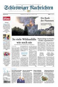 Schleswiger Nachrichten - 16. April 2019