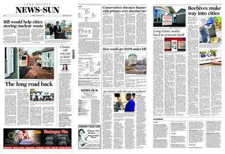 Lake County News-Sun – October 02, 2017