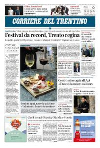 Corriere del Trentino – 15 ottobre 2019