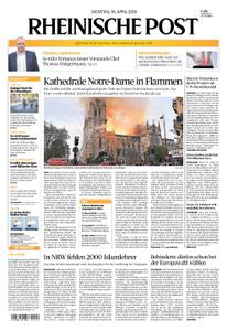 Rheinische Post – 16. April 2019