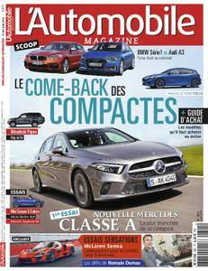 L'Automobile Magazine - juin 2018