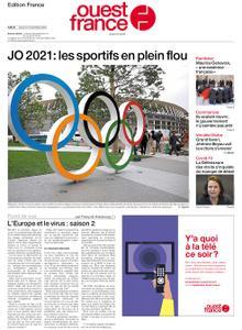 Ouest-France Édition France – 12 novembre 2020