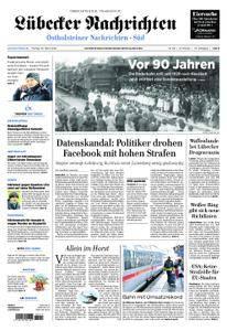 Lübecker Nachrichten Ostholstein Süd - 23. März 2018
