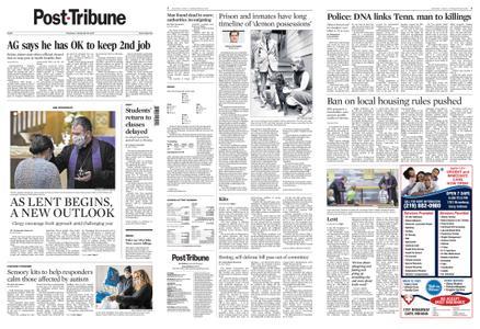 Post-Tribune – February 18, 2021