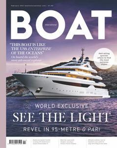 Boat International - February 2021