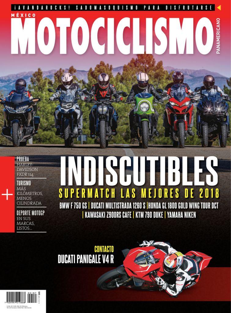 Motociclismo Panamericano - febrero 2019