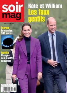 Le Soir Magazine - 22 octobre 2021