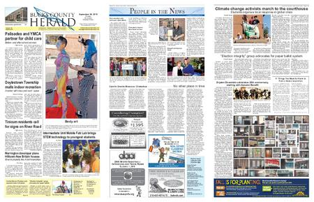 Bucks County Herald – September 25, 2019