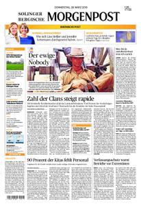Solinger Morgenpost – 28. März 2019