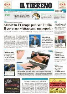 Il Tirreno Livorno - 24 Ottobre 2018