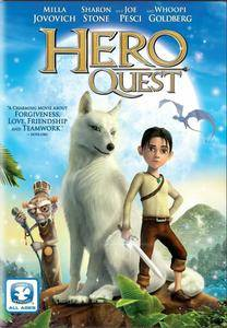 Hero Quest (2015) A Warrior's Tail