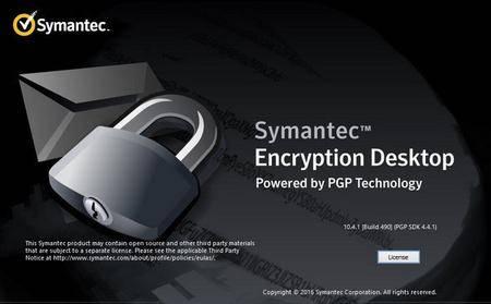 Symantec Encryption Desktop Professional 10.4.1 MP2 (Win/Mac)